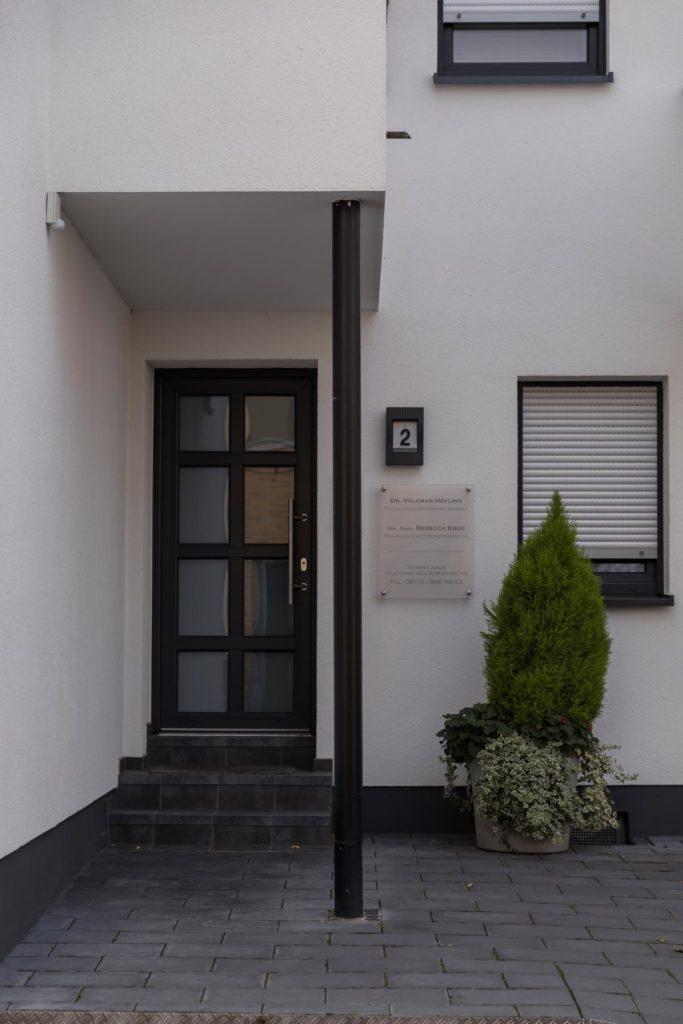 Praxis Psychotherapie Schützenstraße 2 Bad Vilbell